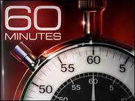 CBS 60 Minutes - Logo