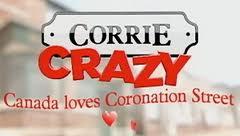 Corrie Crazy - Logo